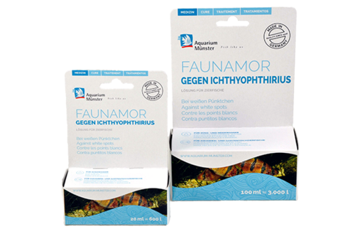 FAUNAMOR 100ML - 3000LT. AQUARIUM MUNSTER